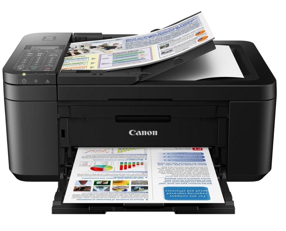 Canon Pixma TR4550 test et avis complet de l'imprimante