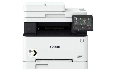 Canon i-SENSYS MF643CDW – Test & avis