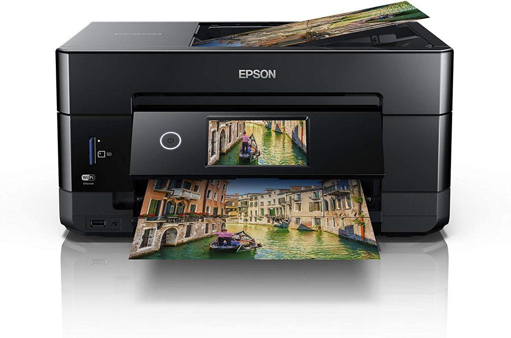 Epson XP-7100 test avis