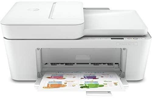 HP DeskJet Plus 4120 test