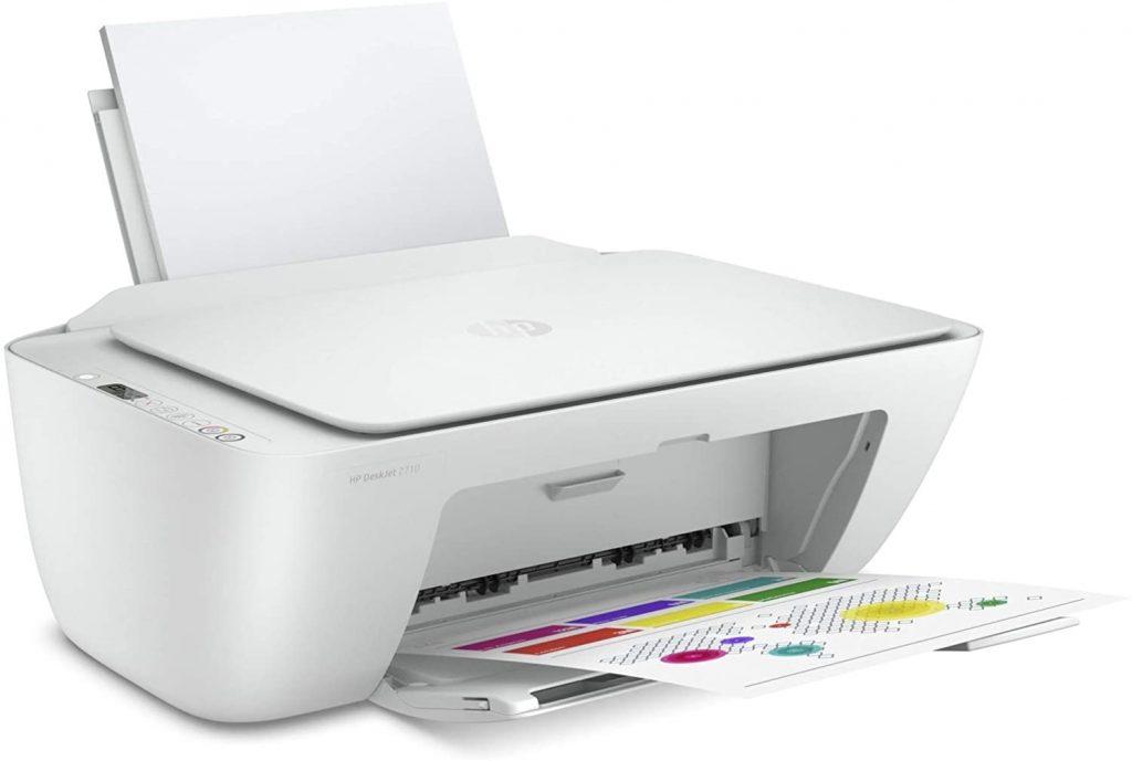 HP Deskjet 2710 test avis