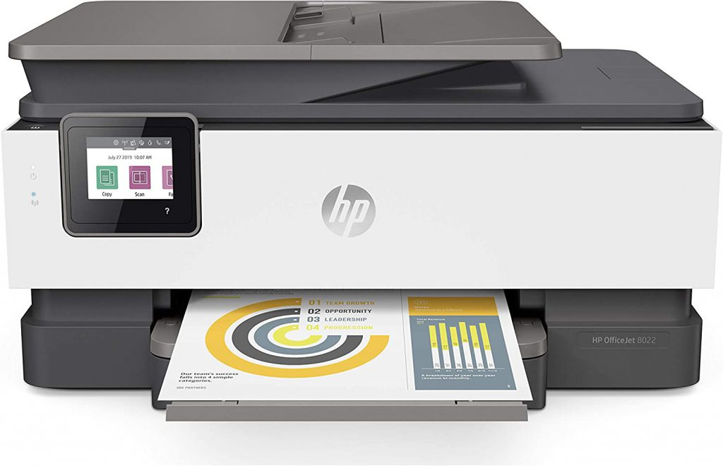 HP Officejet Pro 8022 test avis